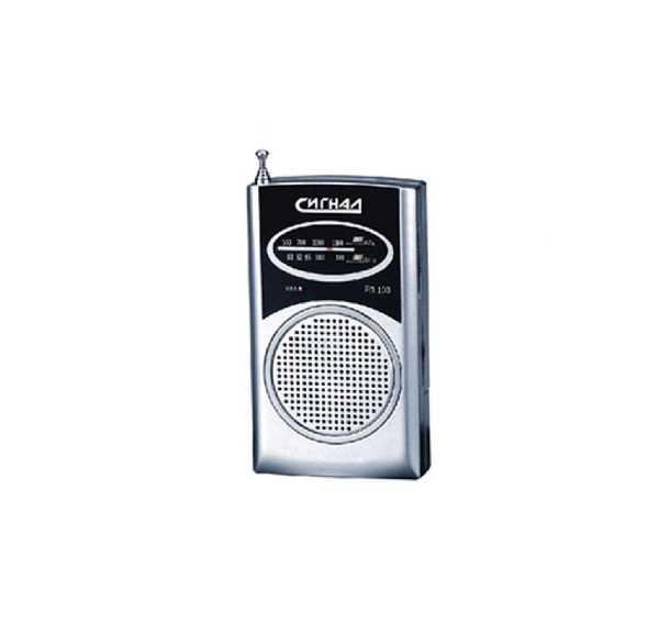 Радиоприемник  СИГНАЛ РП-103 2*R03