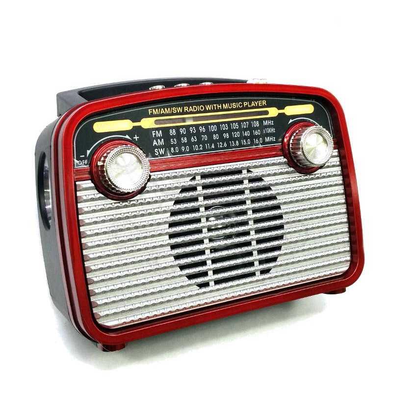 Радиоприемник  HAONING HN-281UAT  220V  USB
