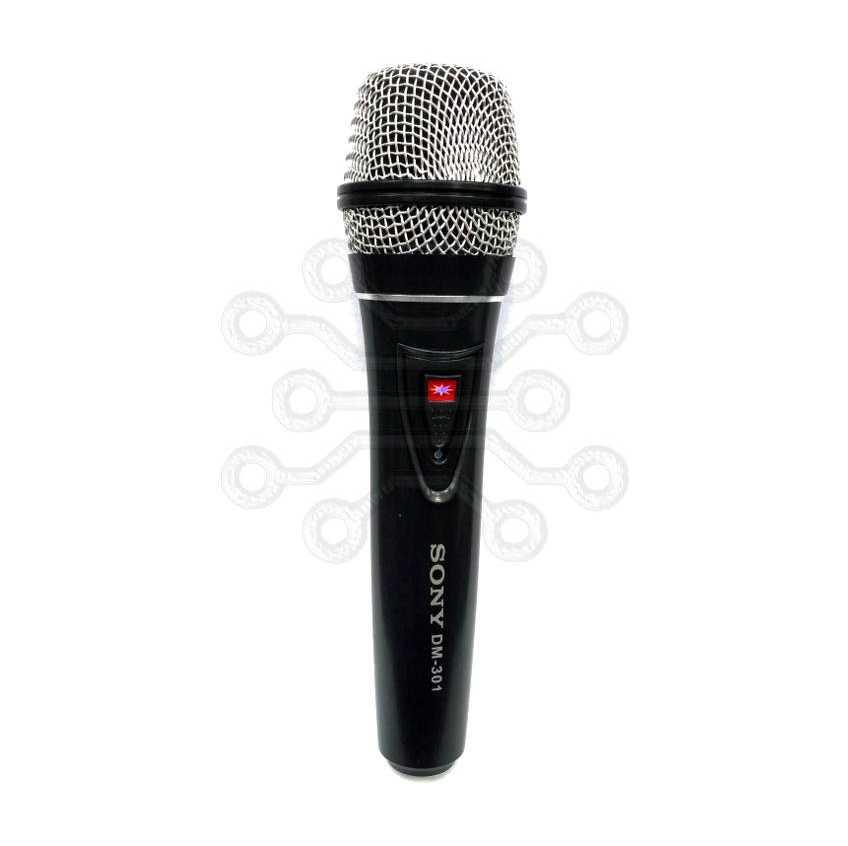 Микрофон  SONY SN-301 ПРОВОДНОЙ