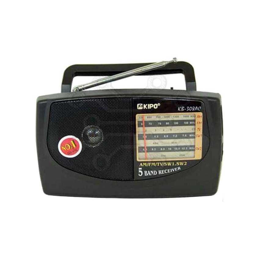 Радиоприемник  KIPO KB-308AC 220V