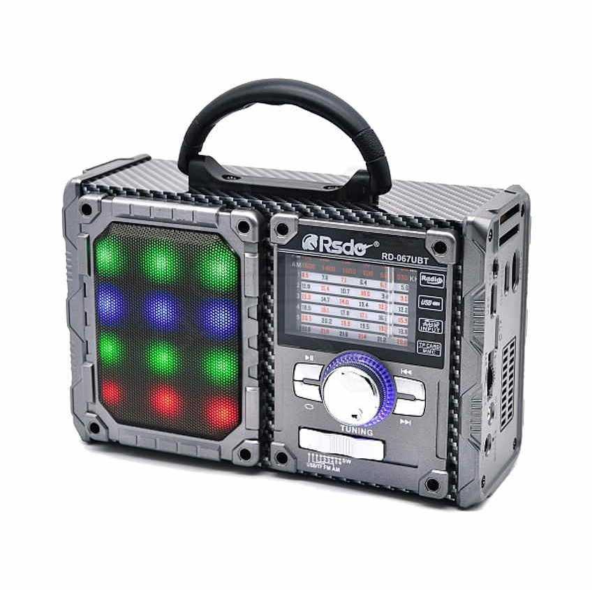 Радиоприемник  RSDG RD-067U  USB
