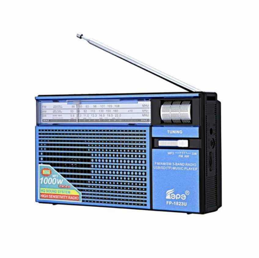 Радиоприемник  FEPE FP-1823U USB