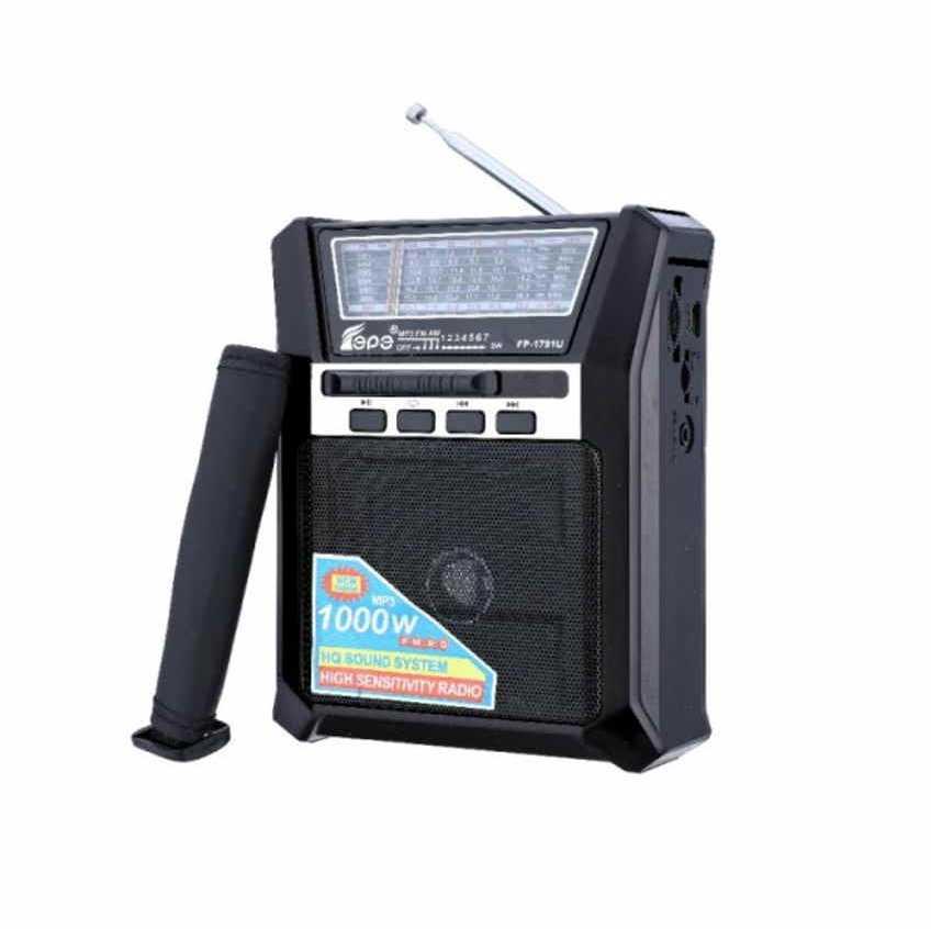 Радиоприемник  FEPE FP-1791U USB