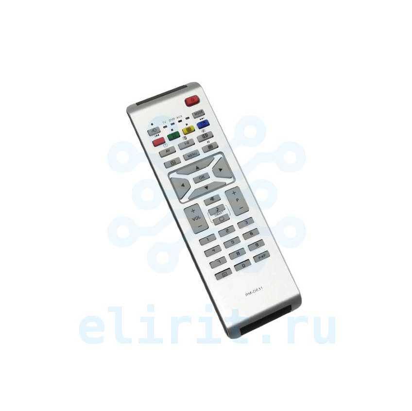 Пульт ду УНИВЕРСАЛ PHILIPS RM-D631 TV/LCD