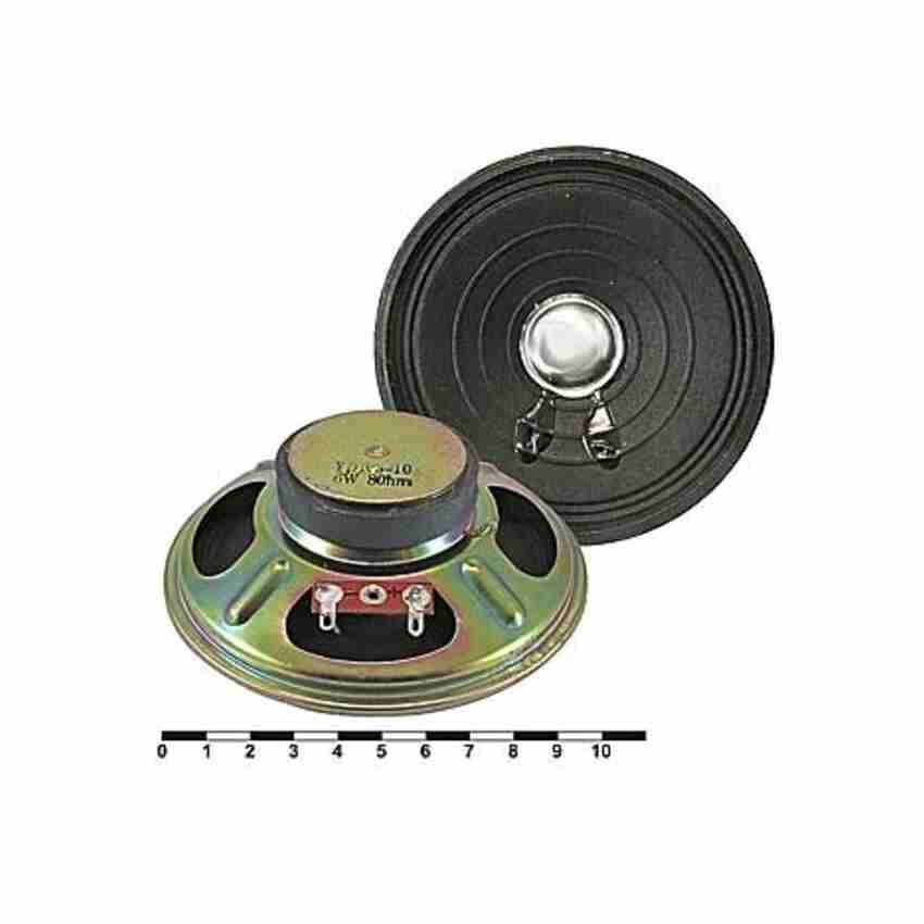 Динамик 6W  8 ОМ YD103-10R, Артикул 110000609