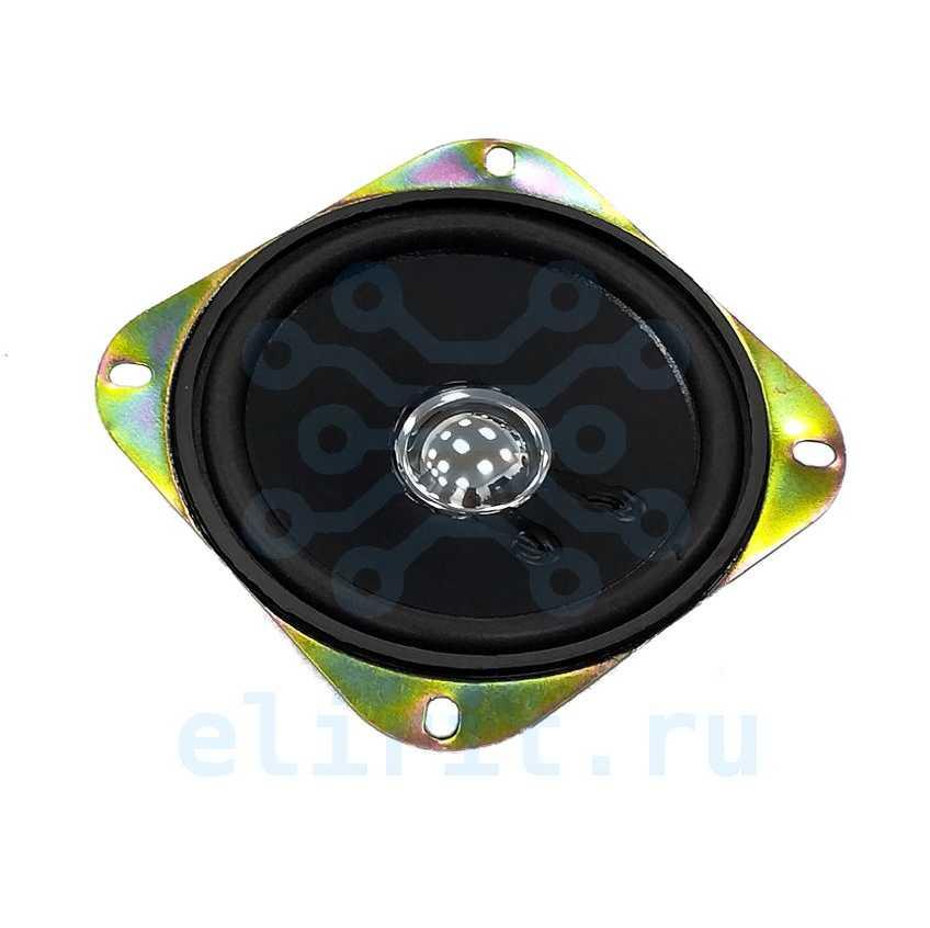 Динамик 6W  4 ОМ YD103-71  100X100, Артикул 110001004