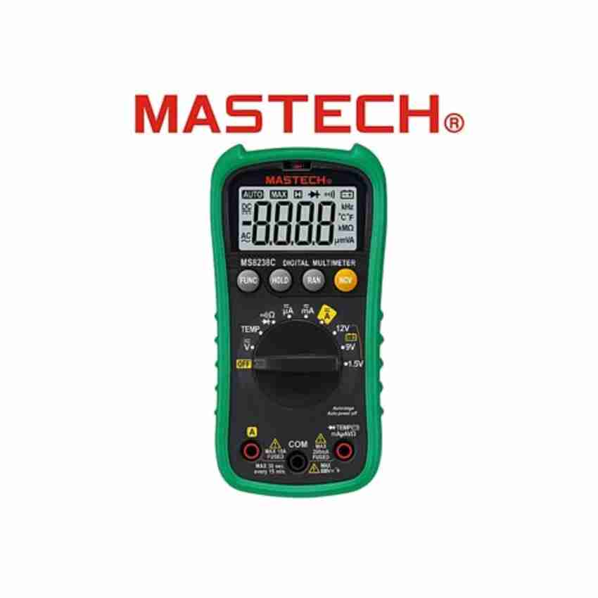 Мультиметр MS8238C MASTECH, Артикул 110005568