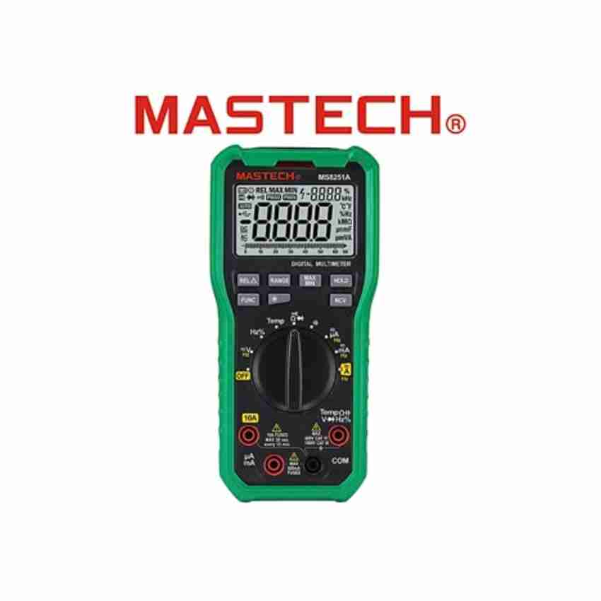 Мультиметр MS8251A MASTECH, Артикул 110005569