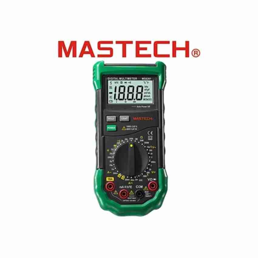 Мультиметр MS8261 MASTECH, Артикул 110005570