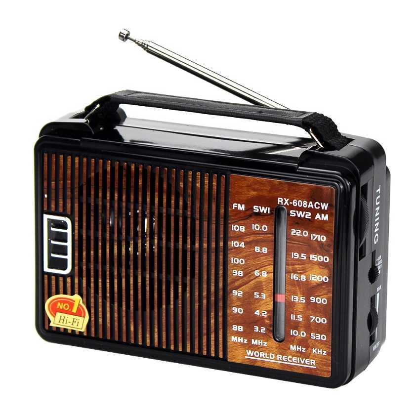 Радиоприемник  GOLON RX-608ACW 220V