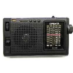 Радиоприемник  ОРБИТА РП-500 USB