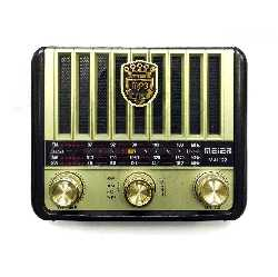Радиоприемник  MEIER M-U122  USB