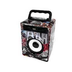 Колонка MP3 С FM/USB MICROSD KTS-883