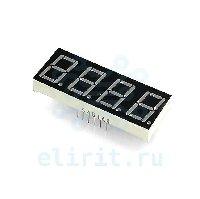 Lcd индикатор  KEM-5461AR КРАСНЫЙ