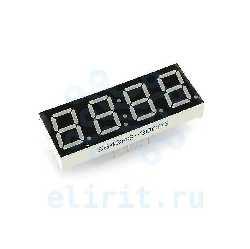 Lcd индикатор  5643AS-30CD3 ЧАСОВОЙ LED ДИСПЛЕЙ SUPER КРАСНЫЙ
