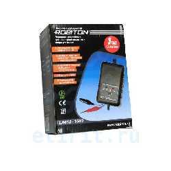 Зарядное устройство  ROBITON LA 612-1500         6V 12V